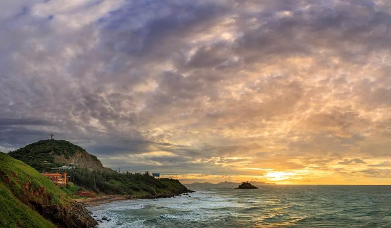 Hon Ba island in Vung Tau